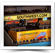 Southwest Airlines Flight Deck  