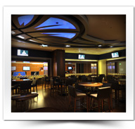 amway center restaurants bars