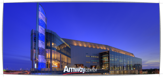Amway Center Orlando Hotels